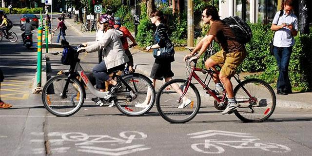 Le vélo à Montréal - Canada