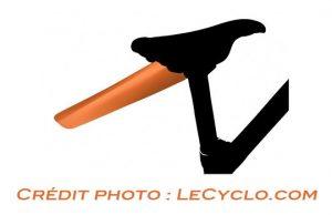 Le ass saver - un garde boue par Lecyclo.com