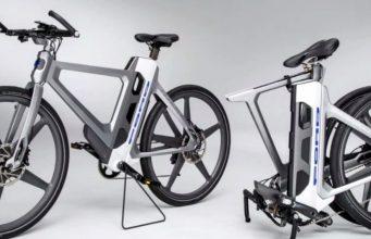 Nouveau Vélo électrique Ford