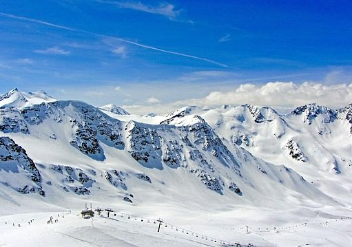 Les Arcs - Station de ski
