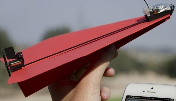 Un drone pour pauvre ça existe aussi !