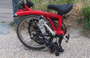 Brompton - Marque de référence en vélo pliant