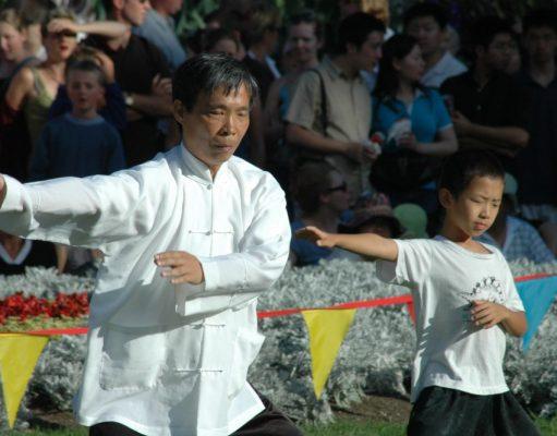 Arts Martiaux en Chine