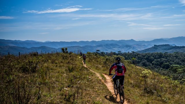 Randonnée et cyclotourisme en vélo