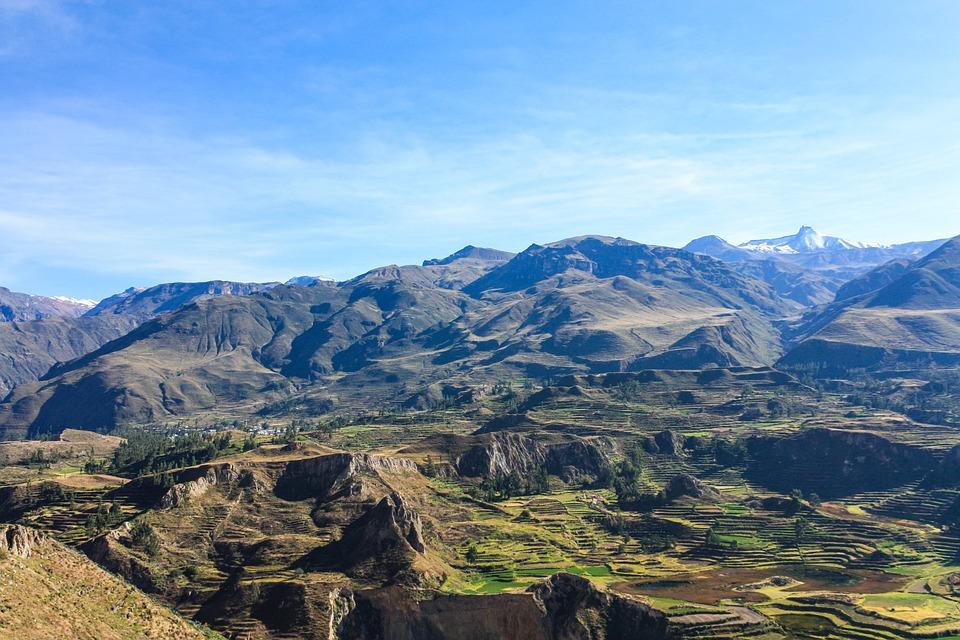 Faire le Canyon de Colca en vélo