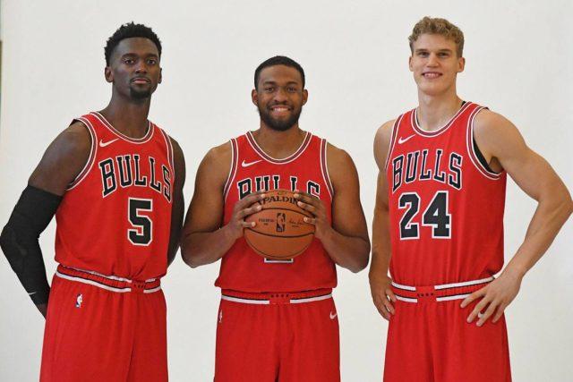 Equipe Chicago Bulls 2018-2019 : NBA